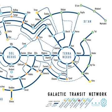 Rsi Star Map.Star Citizen Fan Made Transit Style Star Maps