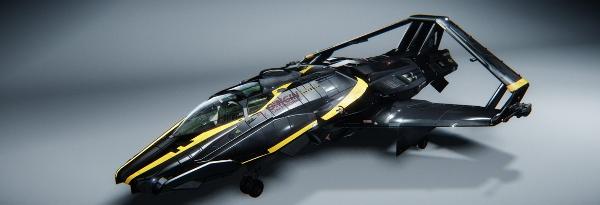 350r Best Single Crew Racing Ship in Star Citizen