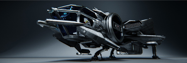 Aurora ES Best Starter Ship in Star Citizen