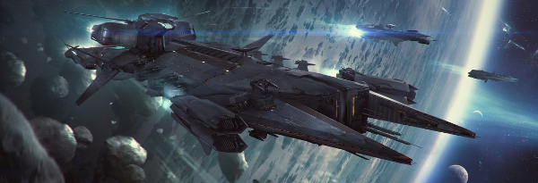 Javelin - Best Ship In Star Citizen?