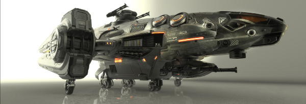Redeemer - Best Multi Crew Combat Ship in Star Citizen