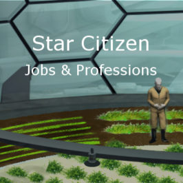 Jobs And Professions for Star Citizen