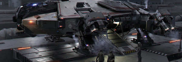 Terrapin - Best 2 Crew Exploration Ship in Star Citizen
