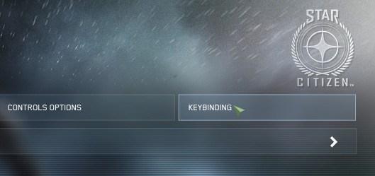 Star Citizen Alpha 2.6 Controls - Key Bindings - Commands