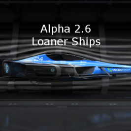 Star Citizen Alpha 2.6 Loaner Ships