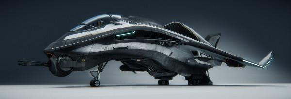 Avenger Titan Best Single Crew Ship in Star Citizen