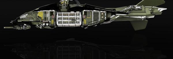 Vanguard Harbinger Best 2 Crew Bomber Ship in Star Citizen