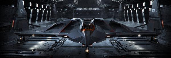 Aegis Eclipse - Best Single Seater Bomber