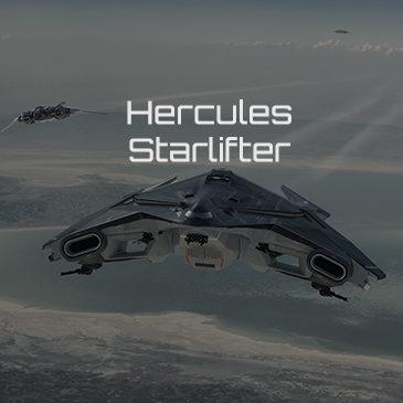 Crusader Hercules Starlifter – Ship Information