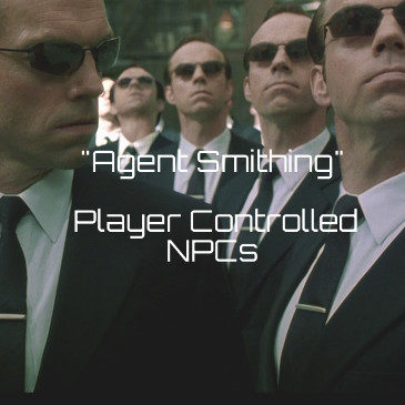Star Citizen Agent Smithing – Remotely Operated NPCs