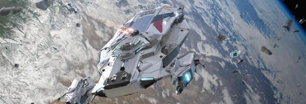 RSI Apollo - Best 2 Crew Medical Ship in Star Citizen