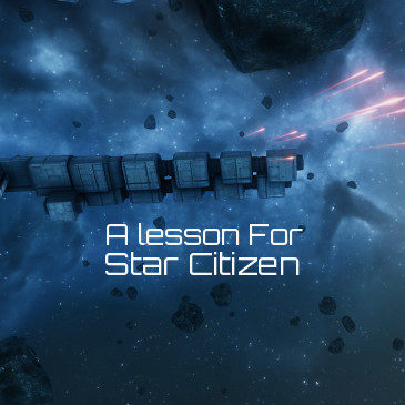 Limit Theory – A Lesson For Star Citizen?