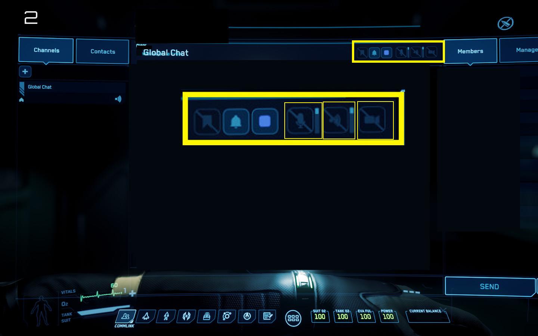Star Citizen Alpha 3 3 Controls & Key Bindings