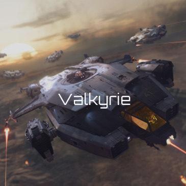 Valkyrie – Anvil Valkyrie Ship Information
