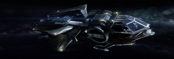 Aurora - Most Popular Ship Star Citizen