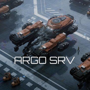 ARGO SRV – ARGO SRV Ship Information
