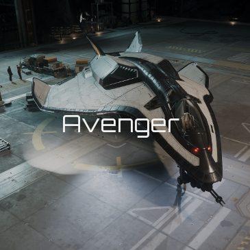 Avenger – Aegis Avenger Ship Information