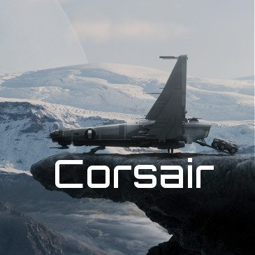 Corsair – Drake Interplanetary Corsair Information