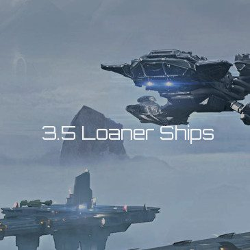 Star Citizen Alpha 3.5 Loaner Ship Matrix