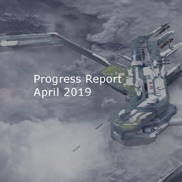 Star Citizen Progress Report April 2019