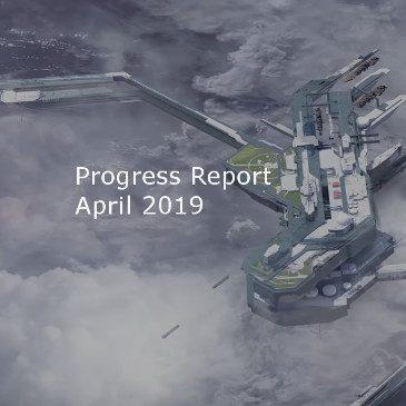 Star Citizen Progress Report April 2019