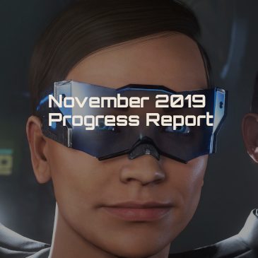 Star Citizen Progress Report November 2019