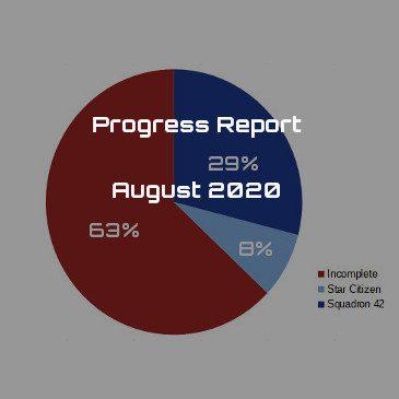 Star Citizen Progress Report August 2020